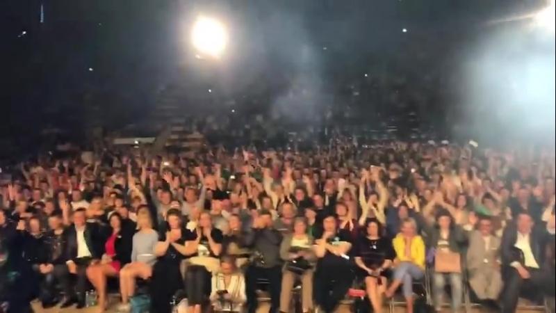 Минск , Дворец спорта , 24 мая 2018 Modern Talking