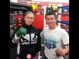 Экс чемпионка UFC Ронда Роузи передаёт Салам Кыргызстану