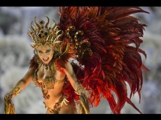 Бразильский карнавал. Ежегодный фестиваль в Бразилии, который проводится за сорок дней до Пасхи и отмечает начало Великого поста