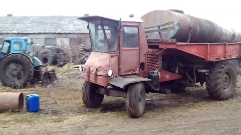 Самоходное шасси СШ 75 Таганрожец универсальная шайтан машина