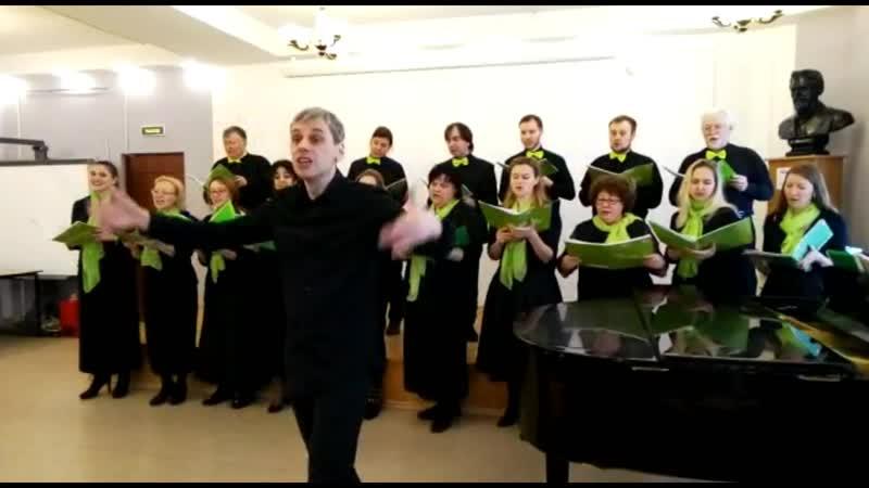 Тбилисо, музыка Реваза Лагидзе, слова Петра Грузинского