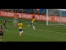 Бразилия Германия 1 7 Полуфинал ЧМ 2014 Бразилия