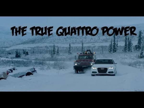 AUDI QUATTRO A8, Q7, S4, A6, TT Towing Capabilities 2