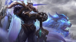 God King Garen - God King Darius