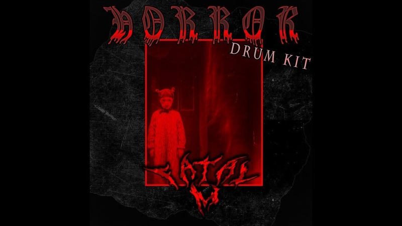 FATAL-M - Horror Drum kit.