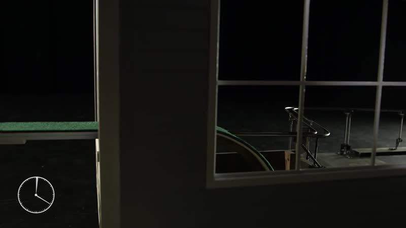 Самая медленная Машина Голдберга в мире