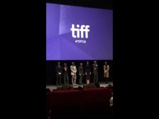 Ласло Немеш представляет «Закат» TIFF 2018