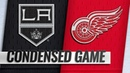 НХЛ-2018/19. Матч №31. Детройт - Лос Анджелес 3:1 - Обзор Встречи (11.12.18)