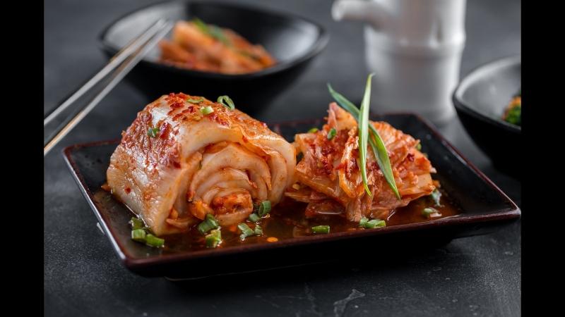 Кимчи диета