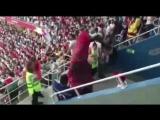 Хуевые приключения Анки на футболе...Чемпионат мира 2018