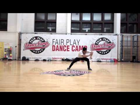 Brian Puspos | Stuck On Stupid | Fair Play Dance Camp 2012 | Poland