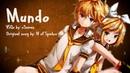Rin and Len V4x Mundo VOCALOIDカバー曲
