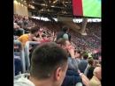 Финал кубка конфедераций 2017. Матч Чили-Германия. Зрители делают волну)) футбол кубокконфедераций2017 астрахань astrakhan
