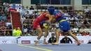 14th WWC - Men's Sanda 60kg Final - Sunghyun JO (KOR) vs Ali MAGOMEDOV (RUS)