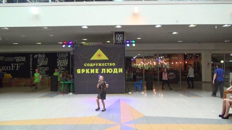 Горшенина Юлия Финал Поющий Новокузнецк 2018