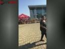 В Киеве ромы напали на полицейского, за него заступился ветеран АТО.