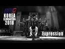 Expression   SHOWCASE@ 2018 BBIC Korea Elimination   BBIC KOREA x LB-PIX