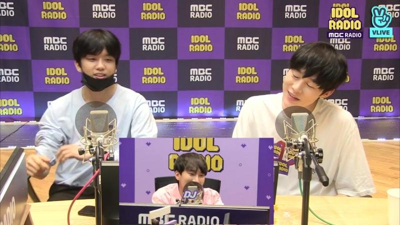 'IDOL RADIO' ep2. 우리는 최강 아이돌 (with B.A.P영재, 권현빈)