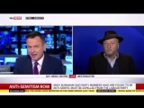 It's a fact that Hitler was supporting Zionism - George Galloway - Sky News - 29th April 2016