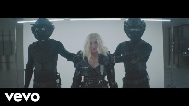 Christina Aguilera Fall In Line Official Video ft Demi Lovato