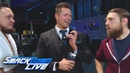 BMBA Daniel Bryan The Miz make their choices for the final Survivor Series spot SmackDown LIVE Nov