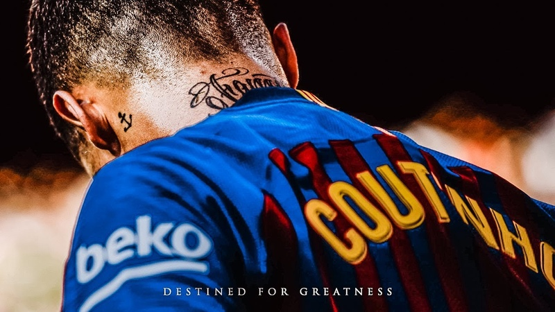 Philippe Coutinho 2018 - Destined for Greatness - Insane Curve Goals (HD)