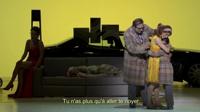 Gaetano Donizetti - Don Pasquale / Дон Паскуале: Петруси, Сьерра, Браунли (Paris, 2018), fra. sub.