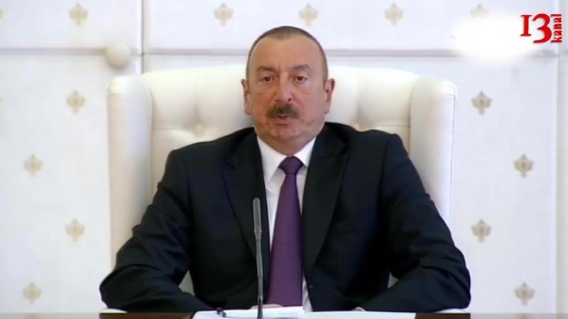 İlham Əliyev nazirlərə əsəbləşdi- 'Utanmalısınız, insanlara bu qədər əziyyət vermək olmaz'.mp4