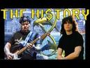 TIMO TOLKKI - THE COMPLETE HISTORY | Stratovarius, Illnes, Avalon more! (SUBS)