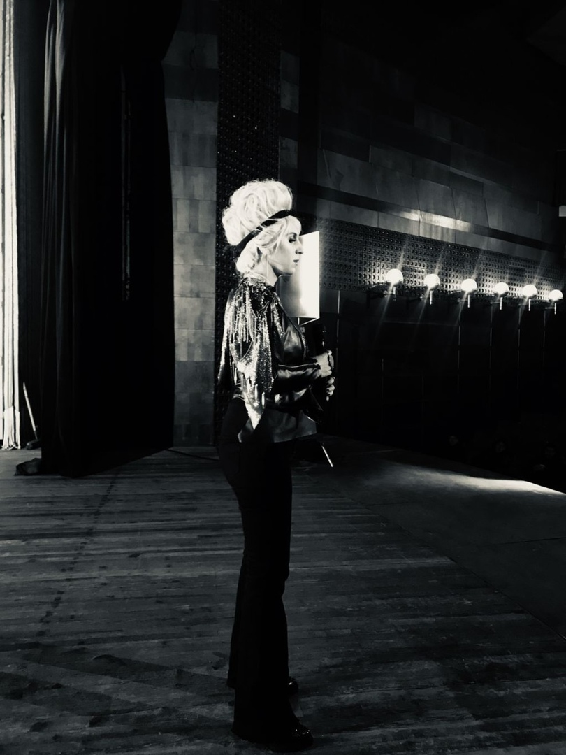 Джамала выпустила клип на песню The Great Pretender