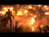 4K [ORIGINAL] Sylvanas burning Teldrassil. (World of Warcraft Battle For Azeroth) UltraWide supported