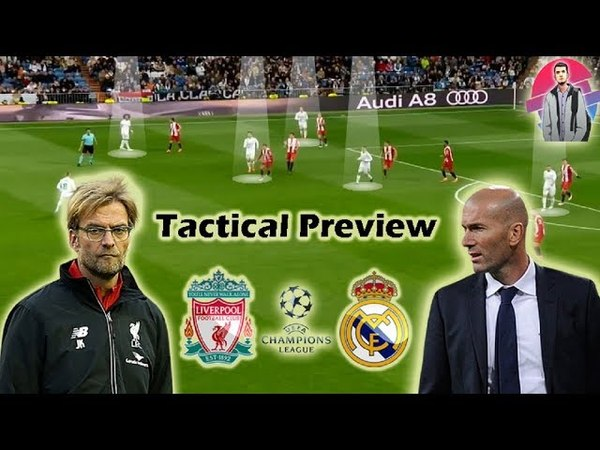 Tactical Preview - Liverpool vs Real Madrid - May 26,2018