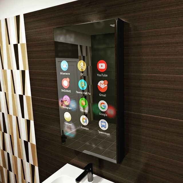 Шкаф на Android?