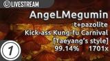 Angelsim t+pazolite - Kick-ass Kung-fu Carnival Taeyang's style 99.14 1,7012,308 7.71