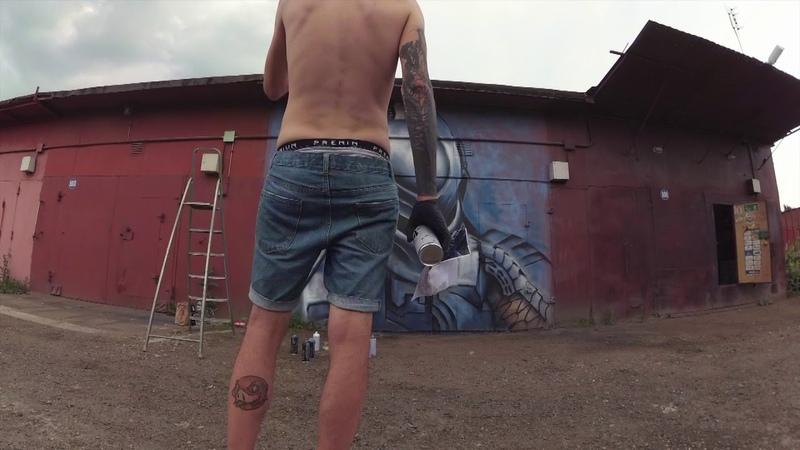 Predator paint