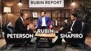 Jordan Peterson and Ben Shapiro Religion Trans Activism and Censorship