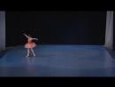 Танец  в подарок 50 летию хореографической школы от выпускницы Ольги Погосян