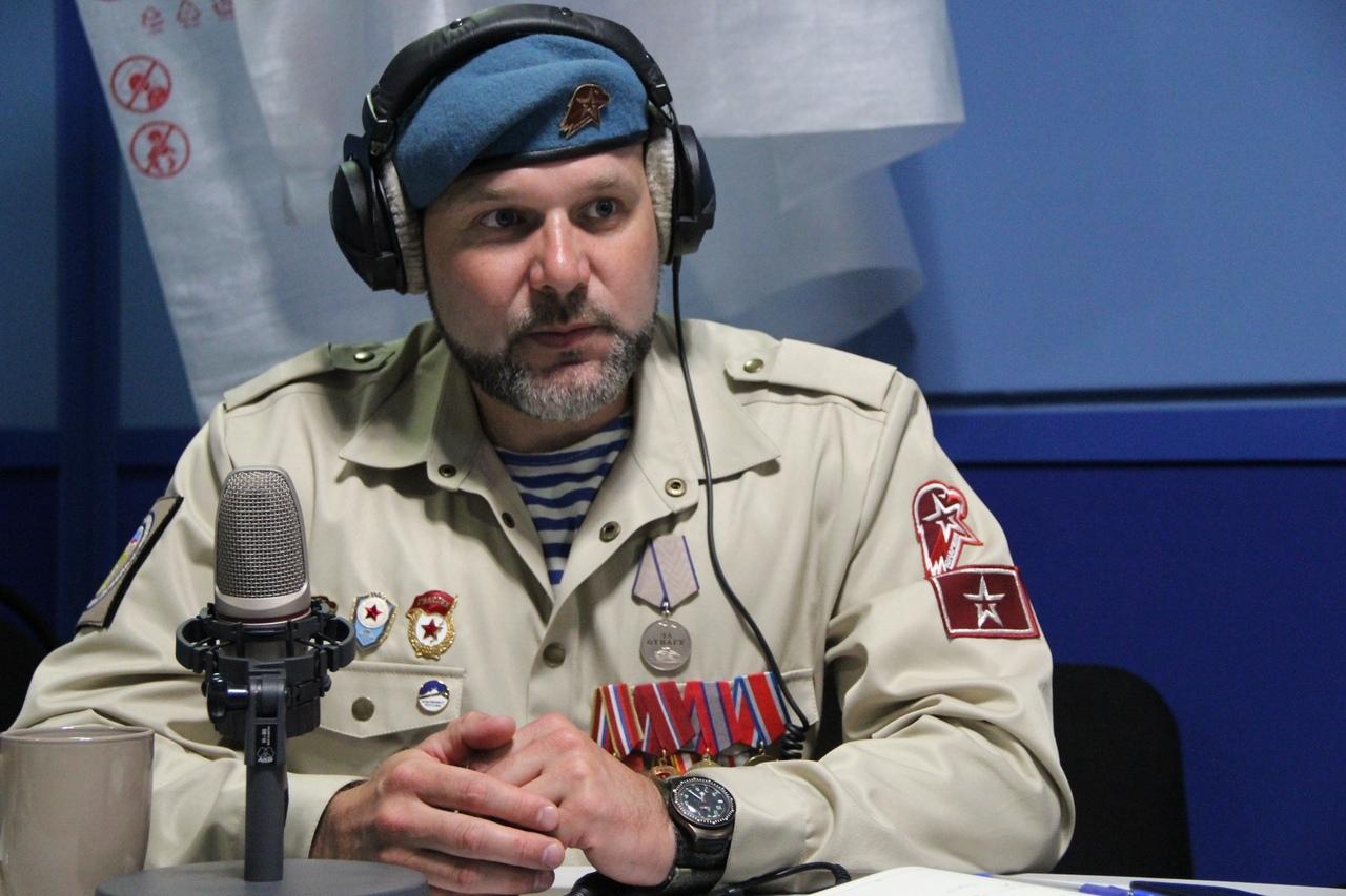 Творческий портрет на Радио Маяк