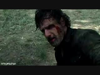 Daryl Dixon   Дэрил Диксон   Rick Grimes   Рик Граймс   vine