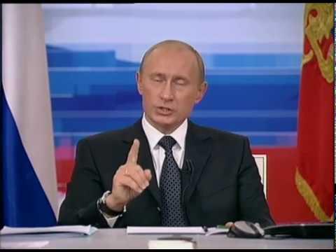 Путин о повышении пенсионного возраста пока я президент, такого решения принято не будет