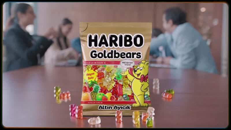 Haribo Altın Ayıcık Reklam Filmi | Şayane