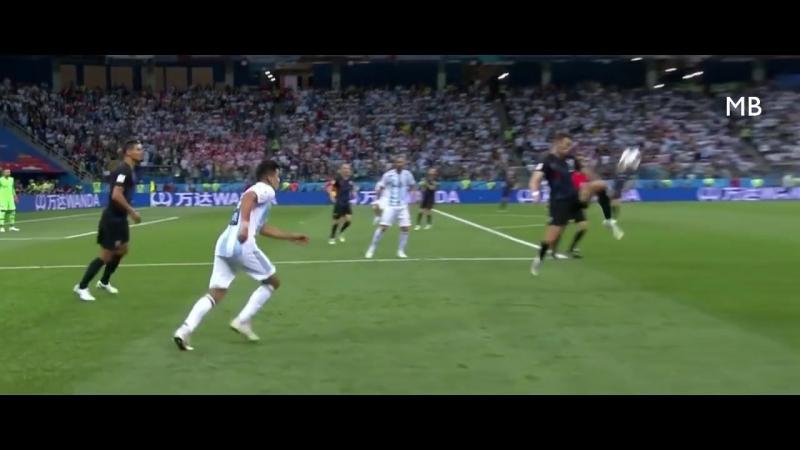 Dejan Lovren vs Argentina | 2018