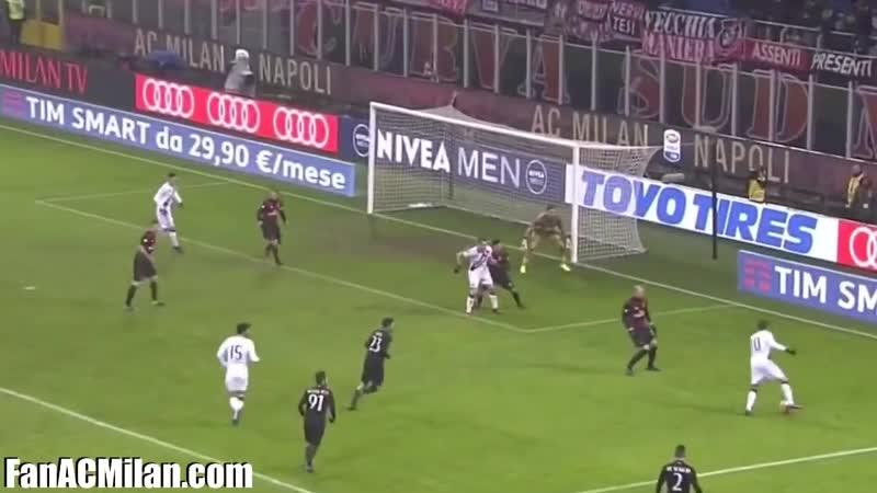 КИ 1^8 Милан 2-1 Торино (12.01.17)