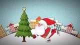 Детские песенки - Все Новые серии подряд - Новогодний  Мультфильм