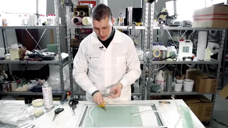 Научим создавать изделия из композитов своими руками