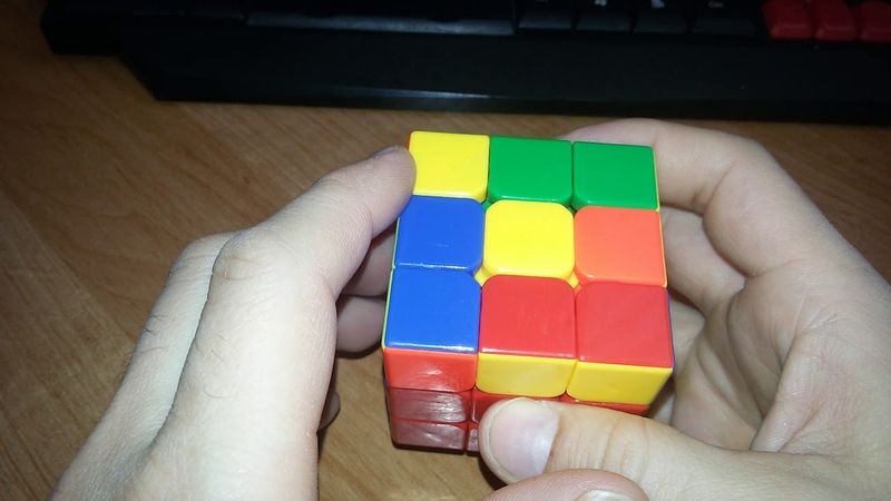 Как собрать кубик Рубика 3*3 Rubik´s cube