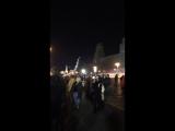 Час Земли на Красной площади