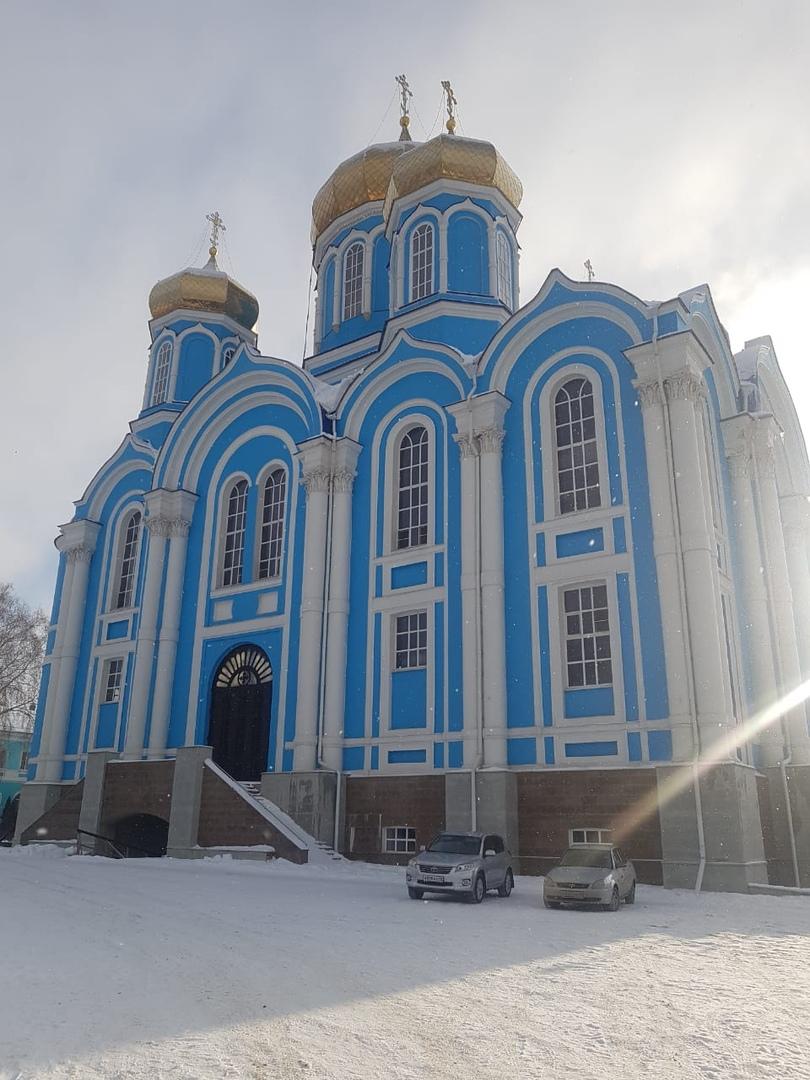 Игорь Артамонов поздравил архиепископа Никона с 78-летием — Изображение 1