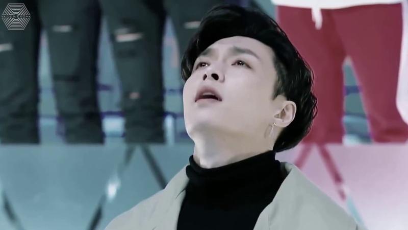 [Rus Sub] EXO 180330 Lay Yixing Idol Producer Mask