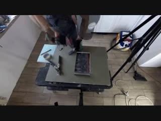 Как сделать люк под плитку на магнитах rfr cltkfnm k.r gjl gkbnre yf vfuybnf[